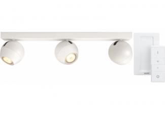Philips Hue Buckram 3-Spot Wit met Dimmer online kopen?
