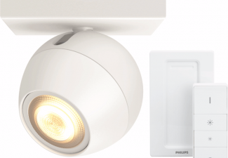 Philips Hue Buckram Spot Wit met Dimmer online kopen?