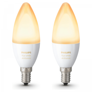 Philips Hue White Ambiance E14 Duopack online kopen?