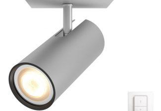 Philips Hue Buratto Spot Grijs met Dimmer online kopen?