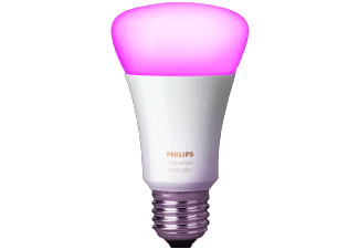 Hue Lampen Kopen : Goedkoop philips hue single pack e wit en gekleurd licht kopen