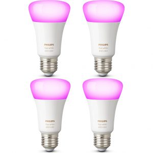 Philips Hue White and Color E27 4-Pack online kopen?