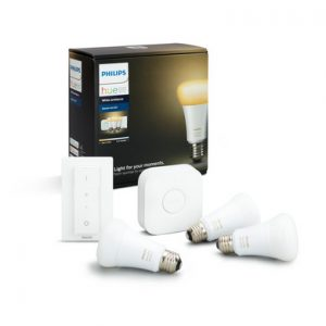 Philips Hue White Ambiance Starter Pack Met Dimmer